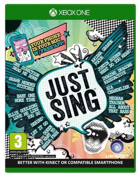 Ubisoft Just Sing / Xbox One