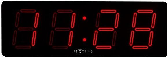 NEXTIME 3059 Big D Digitální LED hodiny
