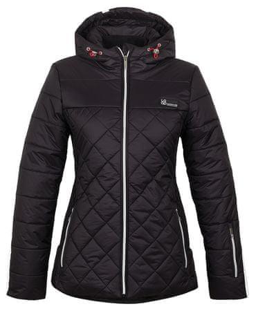 Loap ženska zimska bunda Folka, črna, S