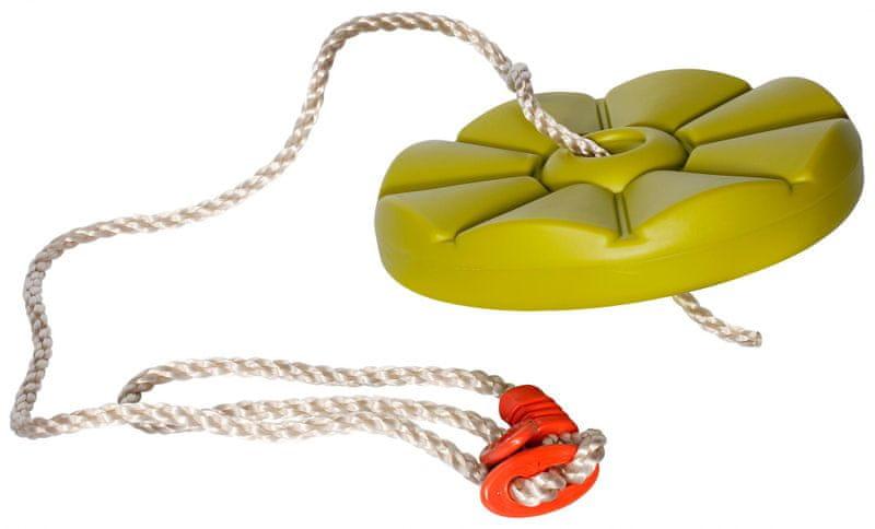 Eddy Toys Dětská houpačka kruh, 30cm