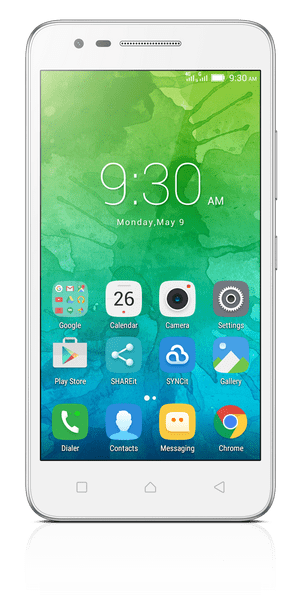 Lenovo C2 Power, Dual SIM, white