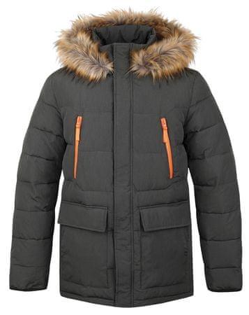 Loap płaszcz zimowy Terok brown L