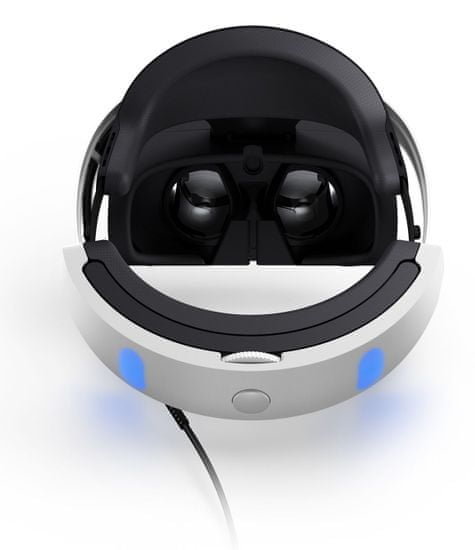 Sony PlayStation VR + Camera v2 + VR Worlds 2, (PS719782612)