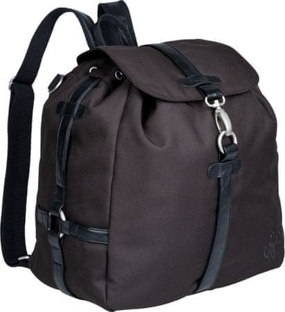 Lässig Green Label Backpack, Black
