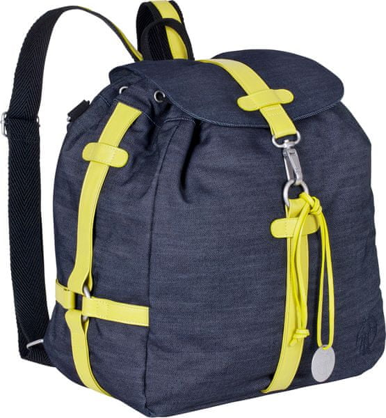 Lässig Green Label Backpack, Denim Blue