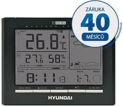 Hyundai WSC2180, černá