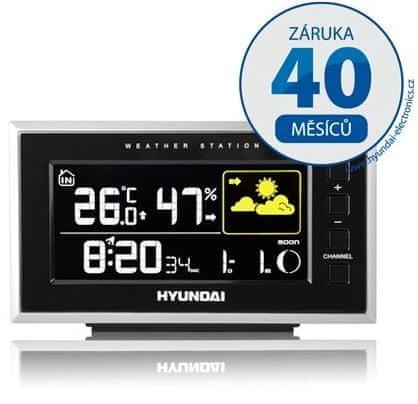 Hyundai WS 2200, barevný displej