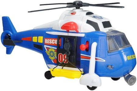 DICKIE Action Series Mentőhelikopter, 41 cm