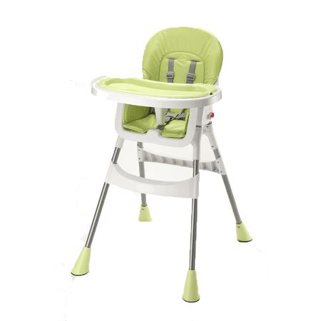 BC Home visoki stol za hranjenje Baby CA-HC-Y101, zelen