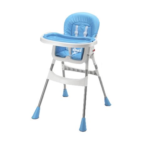BC Home visoki stol za hranjenje Baby CA-HC-Y101, moder