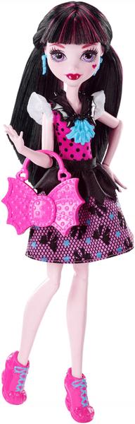 Monster High Módní panenka Draculaura