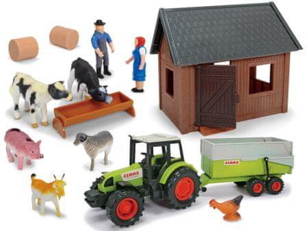 DICKIE Zestaw farma i traktor