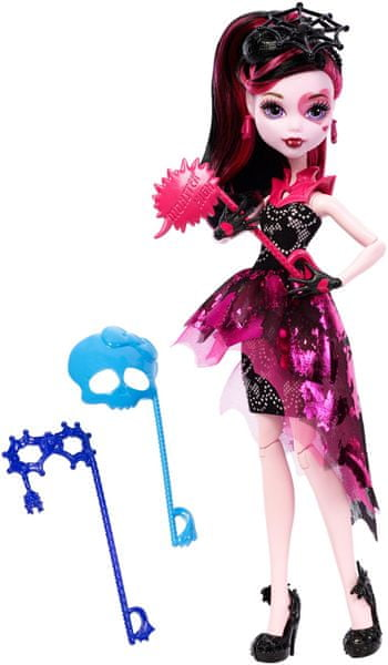 Monster High Dance the Fright Away transformující Draculaura