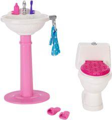 Barbie Kúpeľňa