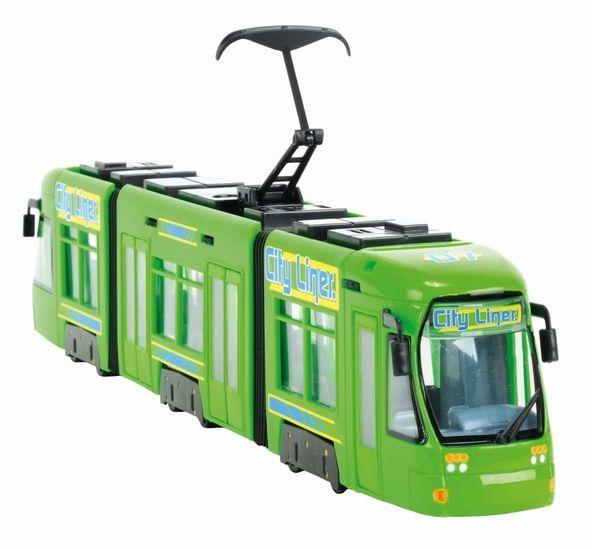 Dickie Tramvaj, 46 cm zelená