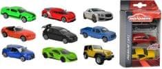 Majorette Autíčka kovová 3 ks Street Cars