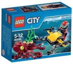 LEGO® City 60090 Globokomorske podvodne sani
