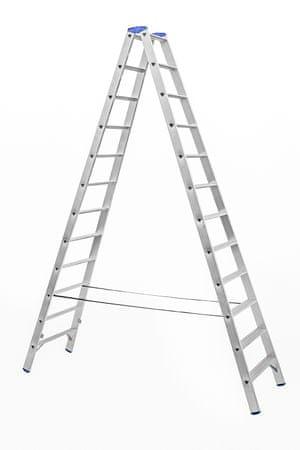 VENBOS 2x12, profesionálny rebrík