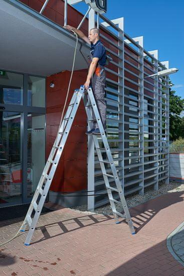 Venbos dvodelna lestev Profi, 2x10