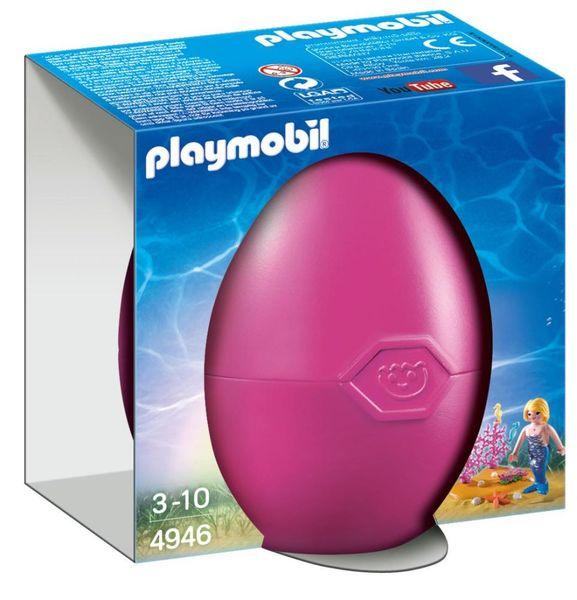 Playmobil 4946 Mořská panna s mořskými koníky - Vajíčko