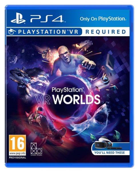 Sony VR Worlds / PS4 VR