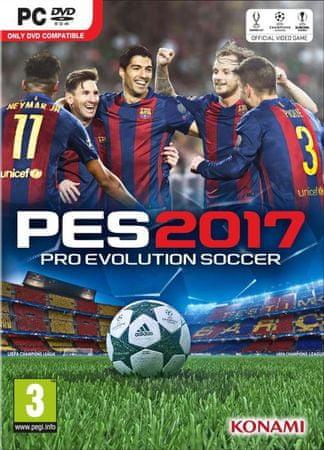 Konami Pro Evolution Soccer 2017 (PC)