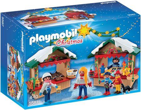 Playmobil božični sejem 5587