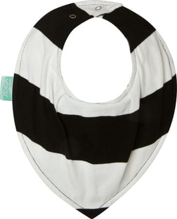 VOKSI Design by Voksi Bib, Black Ivory