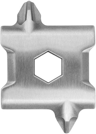LEATHERMAN Tread večnamensko orodje/zapestnica, srebrna