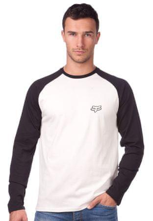 FOX moška majica Counterpart Ls Raglan S smetane