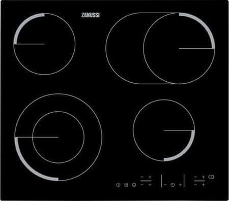 Zanussi ploča za kuhanje ZEV6646FBA