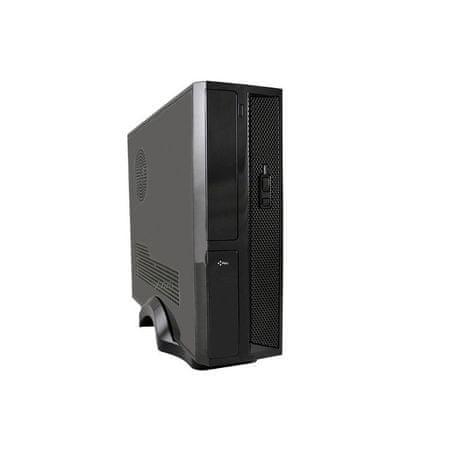 LC Power ohišje 401MI LC200SFX USB3.0 MINI D ITX 200W, črno
