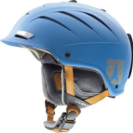 Atomic smučarska čelada Nomad Lf, modra, S