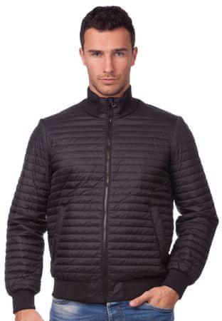 Geox moška jakna 48 črna