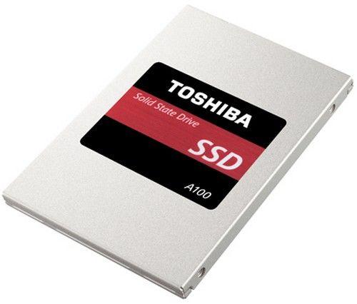 """TOSHIBA A100 240GB SSD / Interní / SATA III / 2,5"""" (THN-S101Z2400E8)"""