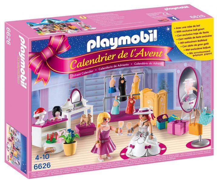 """Playmobil 6626 Adventní kalendář """"Módní ateliér"""""""