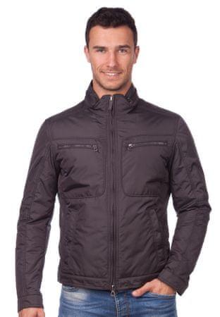 Geox moška jakna 50 siva