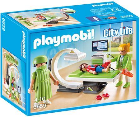 Playmobil rentgen 6659