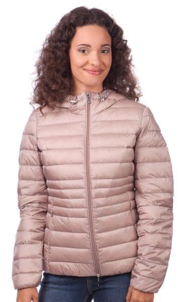 Geox dámská péřová bunda XXS růžová