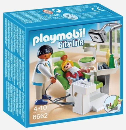 Playmobil 6662 Zubár