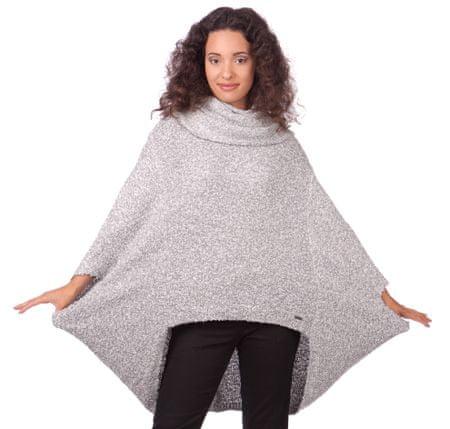 Pepe Jeans ženski pulover Vargas univerzalna siva