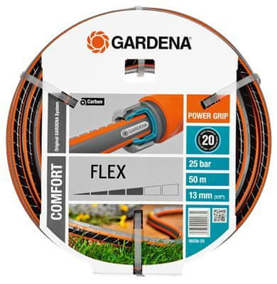 "Gardena Comfort FLEX tömlő, 50m, 1/2"""