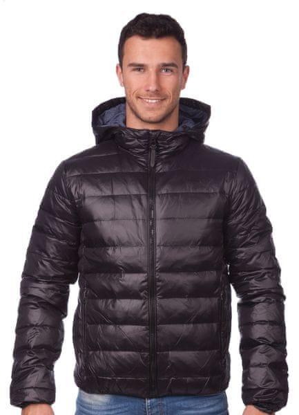 Pepe Jeans pánská bunda Galdor XL černá