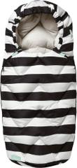 VOKSI Design by Voksi Stroller bag, Black Ivory