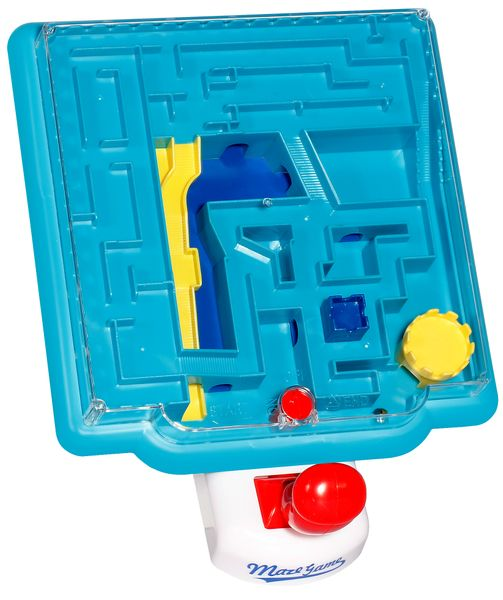 Eddy Toys Stolní hra Maze game, modrá