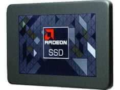 AMD SSD Radeon R3 120GB, 6,35cm 520/360MB/s retail