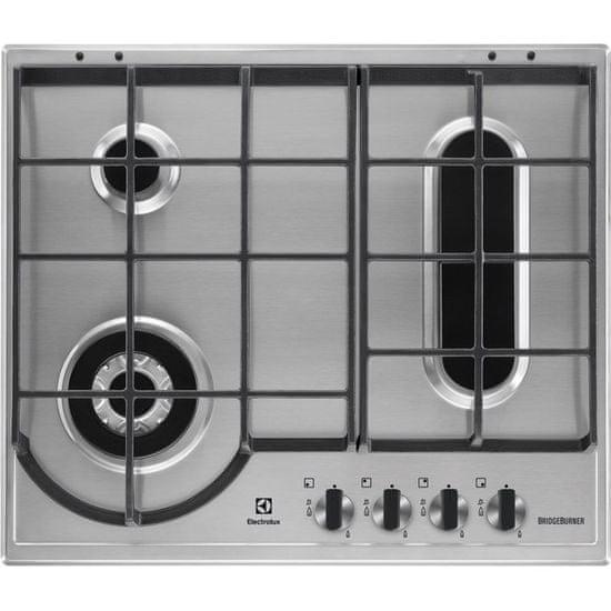 Electrolux plinska kuhalna plošča EGH6349BOX