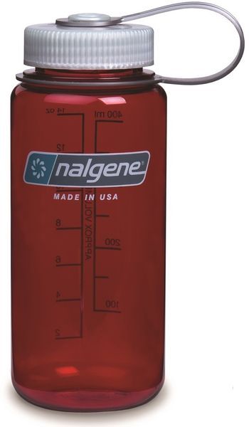 Nalgene Original Wide-Mouth 500 ml Outdoor Red