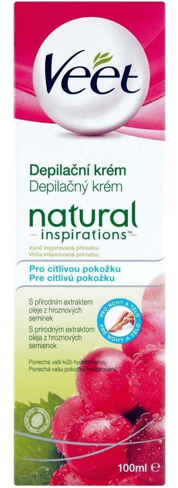 Veet Depilační krém Natural Inspirations 100 ml