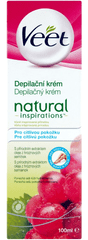 Veet depilacijska krema Natural Inspirations, 100 ml